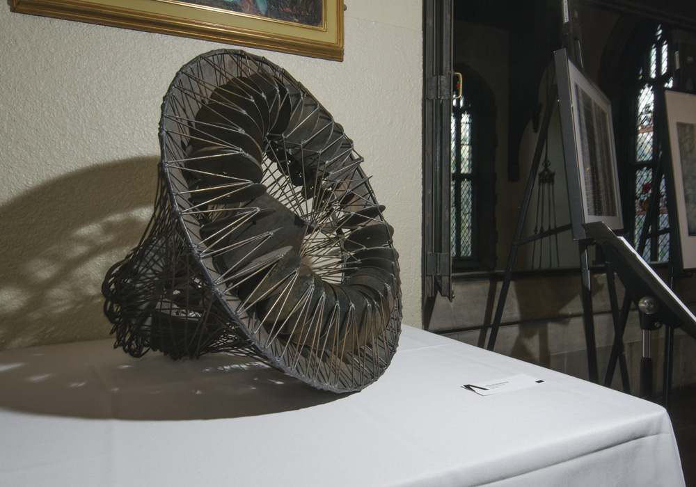 Sculpture by Gerald Gladstone