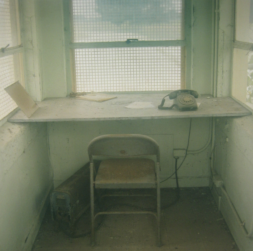 Guard house interior,July 28, 1996.jpg
