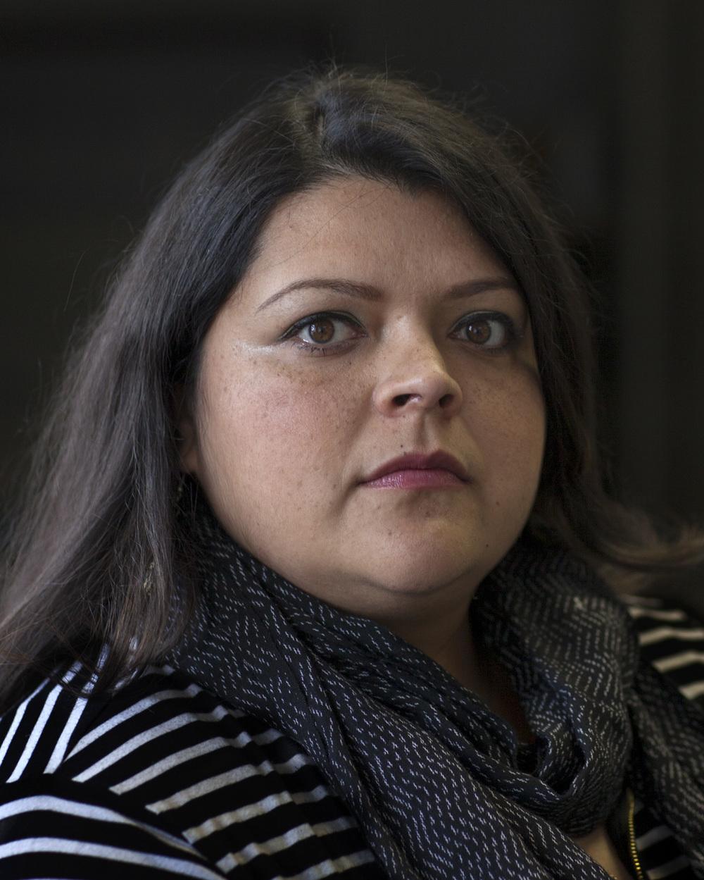 Olga Bautista, activist, 2016