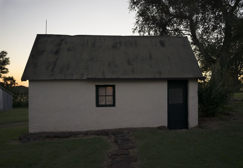Farm, September 2016