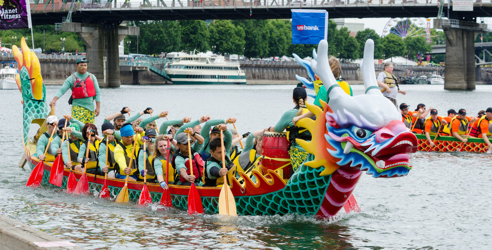 UO Dragon Boats