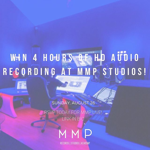 Hey guys super stoked to announce my hometown studio is doing a sick 4 Hour HD recording giveaway ($320 value). If your in the DC or Virginia area I want my Sneaker-head fam to get this opportunity first! Head over to @mmpnow to get the link! DM me if you have any questions! I hope this helps someone with their musical dreams 🙏🏻🙏🏻🙏🏻 - - - - - - - - - #music #musica #studio #slatedigital #recordlabel #djlife #djlifestyle #djshoez #raver #musicstudio #virginia #washingtondc #recordingstudio