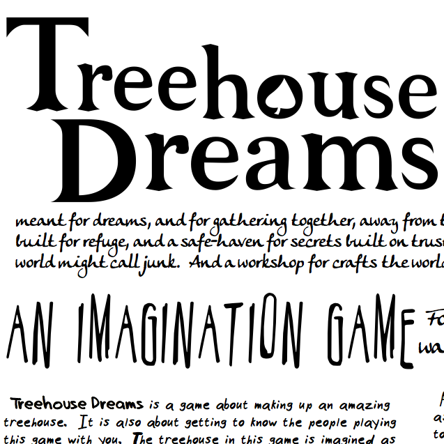 Treehouse Dreams Graypawn Games