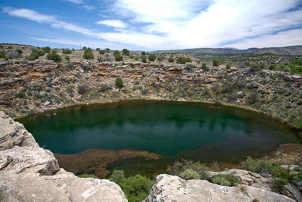 Montezuma Well, Montezuma Castle National Monument