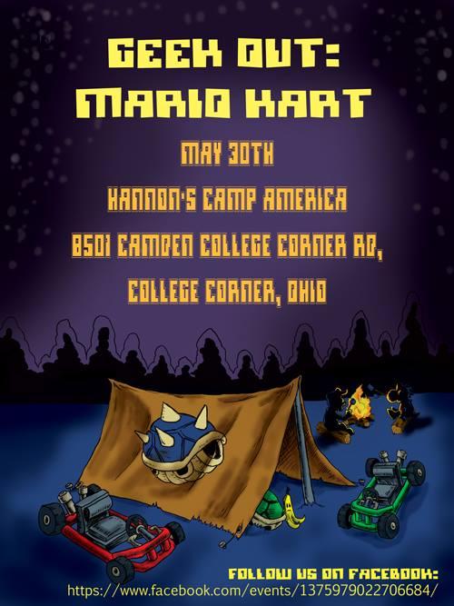 Geek Out: Mario Kart 2015