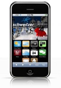 mobile website best practices example