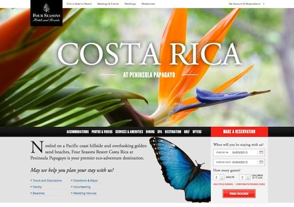 Luxury Resort Costa Rica | Four Seasons Resort Costa Rica