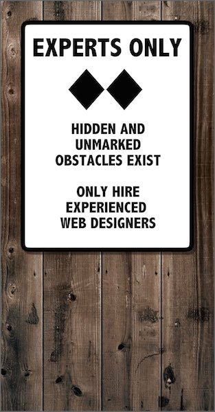 resort web designers