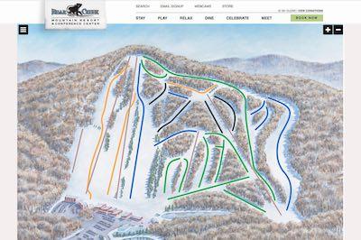 Bear Creek Interactive Trail Map