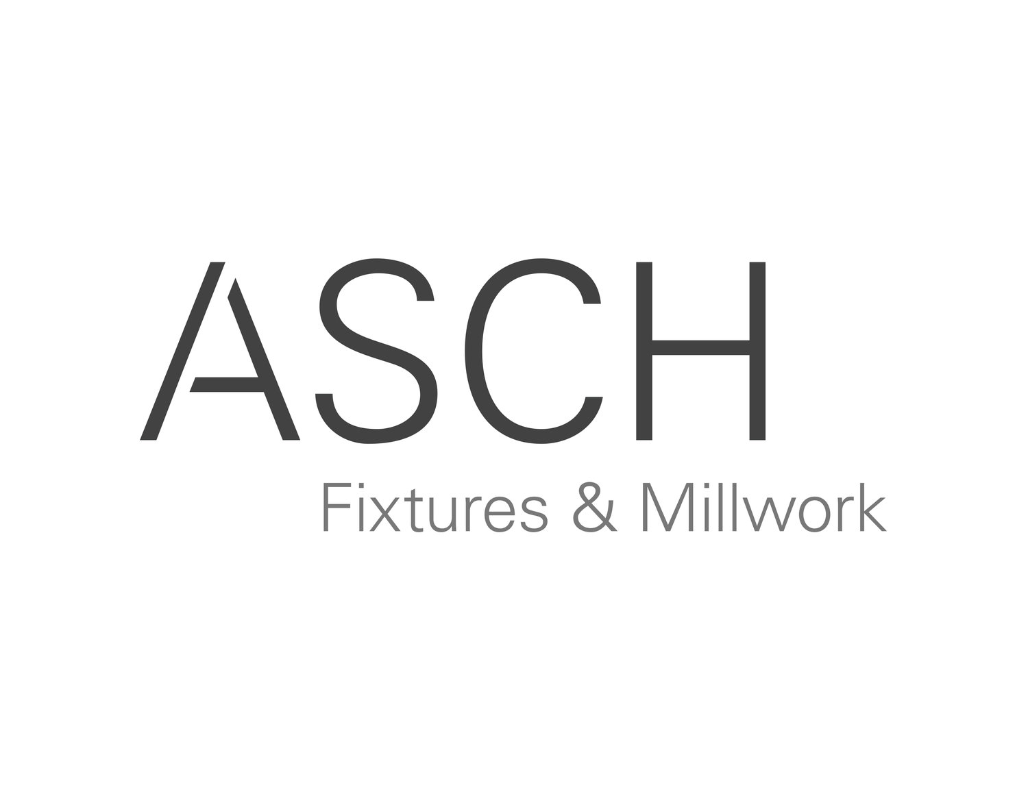 ASCH Fixtures and Millwork