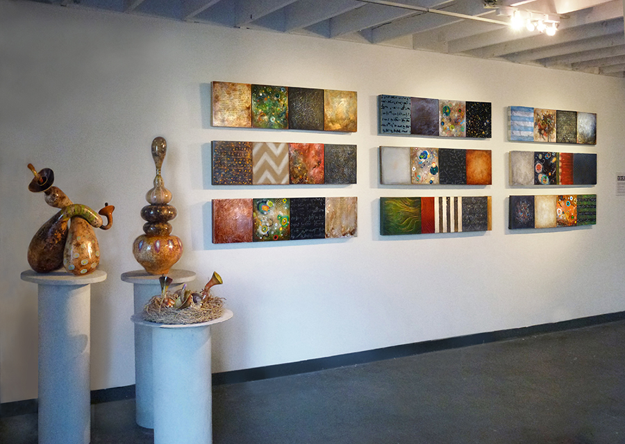 Space, Light & Pattern,  John Natsoulas Gallery, 2015