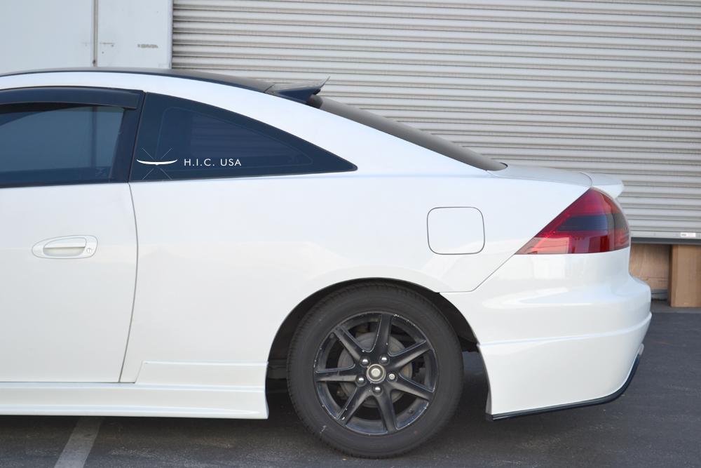 Honda accord hic usa rear visor accord 03 07 2dr sciox Choice Image