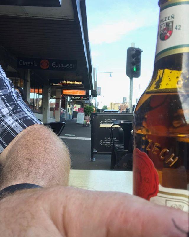 Street Drinking in Ivanhoe.