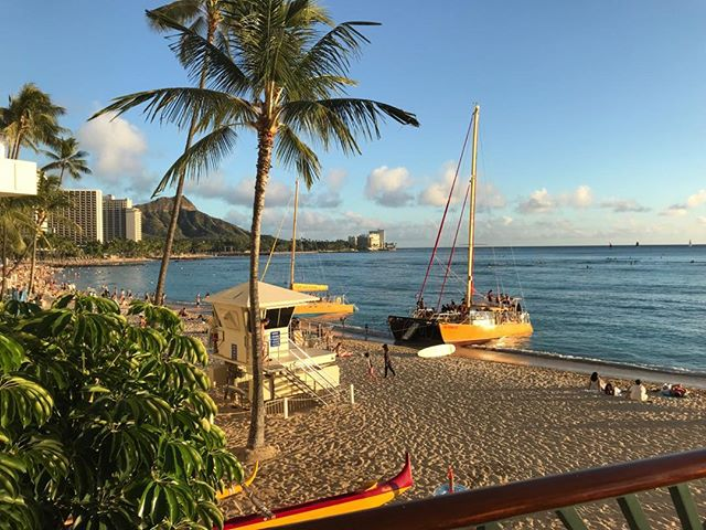 I grew up near Waikiki. This is not that Waikiki.