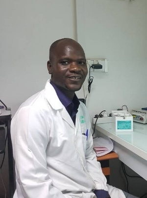 Dr. Almass Toure, Assistant Professor, University of Bamako