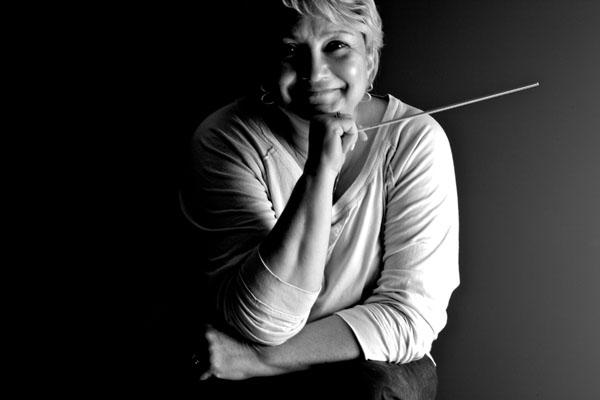Maestra Cheryl Boga. (Kathy Fallon Photography.)