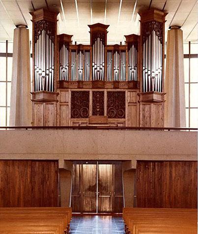 Corpus Christi Church of Pacific Palisades, California, Schudi Op. 23