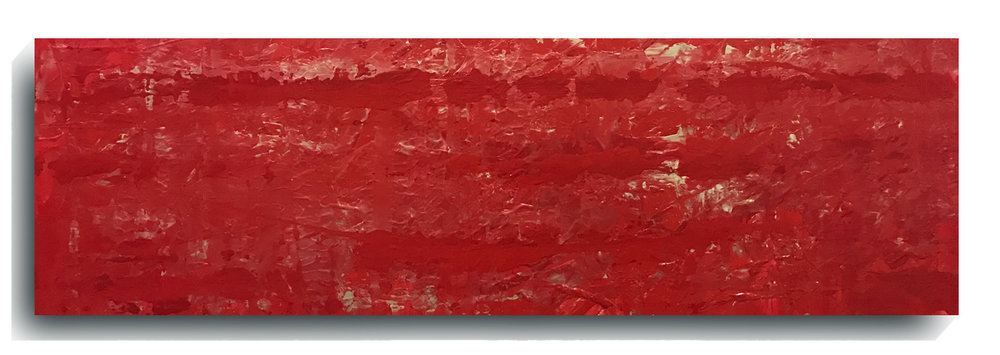 Shards     Panoramic    15,   2016, Acrylic on wood panel, 12 x 36 inches, $495     Contact Mark Sivertsen