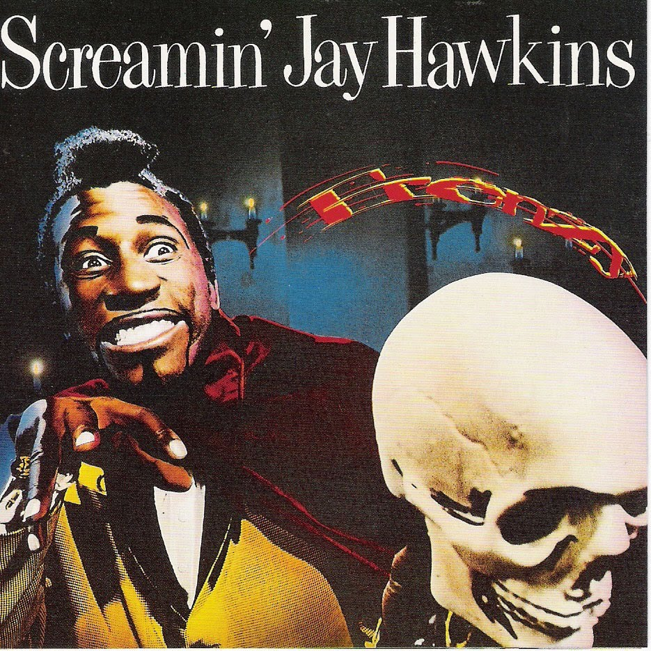 I once saw Screaming Jay perform at a bowling alley/bar on Woodward Avenue in Detroit. The show began with Screaming Jay emerging from a coffin, clutching his skull adorned walking cane. You haven't lived until you've heard Screaming Jay's version of Springtime in Paris.