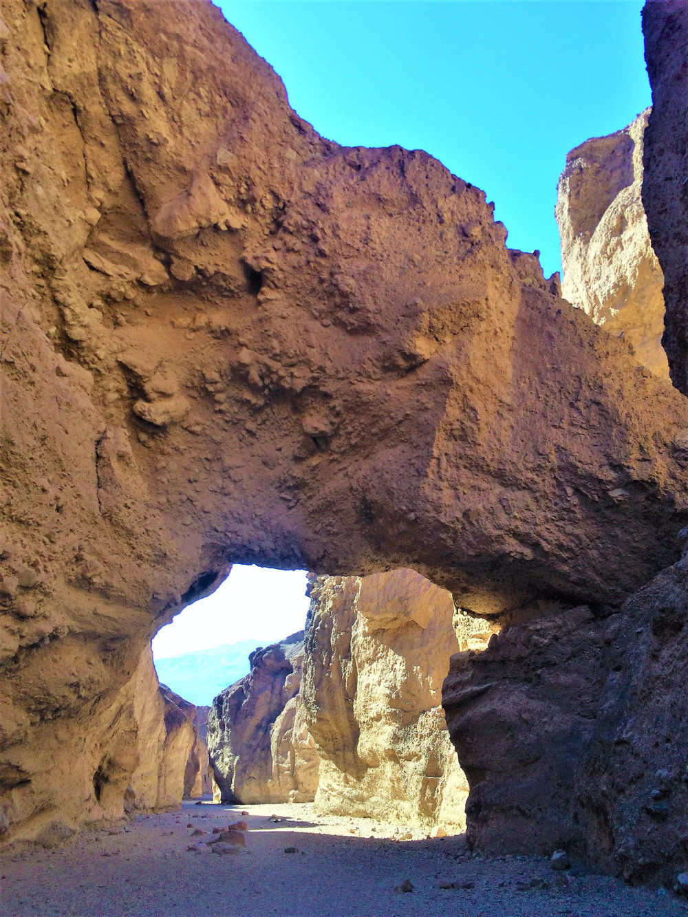 Natural Bridge. A good precursor to what I am going to see on a much grander scale in Arches NP.