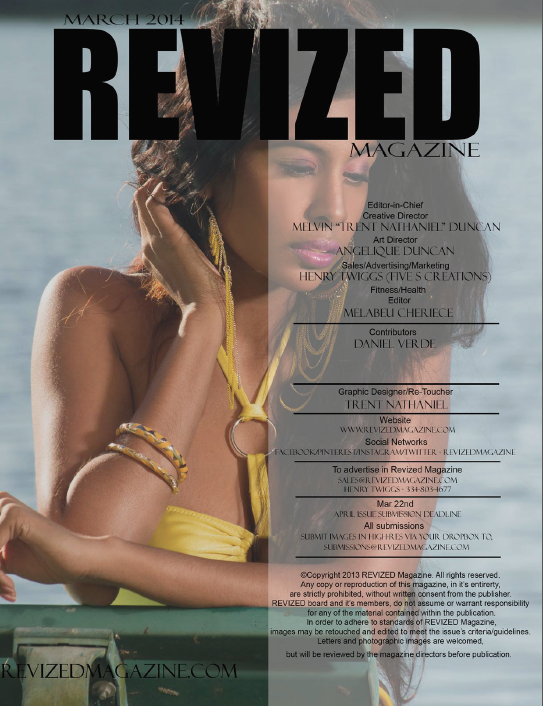 REVIZED Magazine (Spring 2014)
