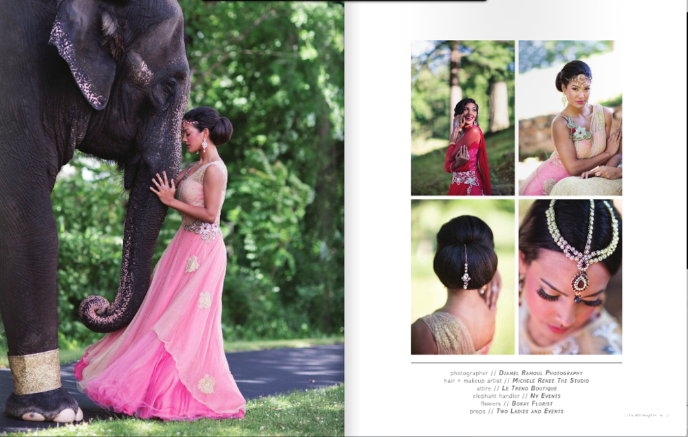 South Asian Bridal Magazine (Spring 2015)