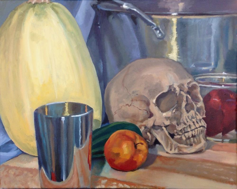 Still Life With Skull (2013)