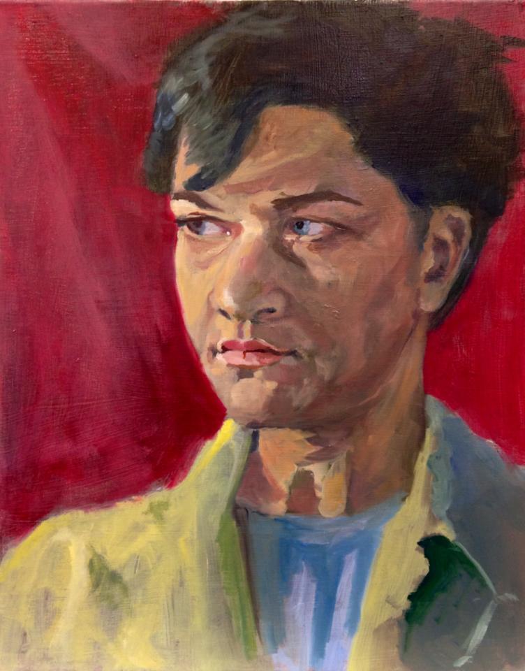 Portrait Study (2014)