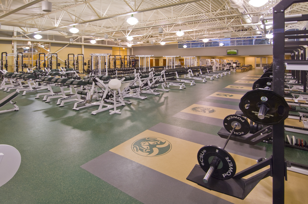 Colorado State University Athletic Facility