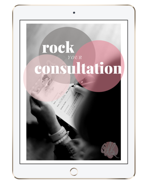 rock your consultation - $39.99 CAD