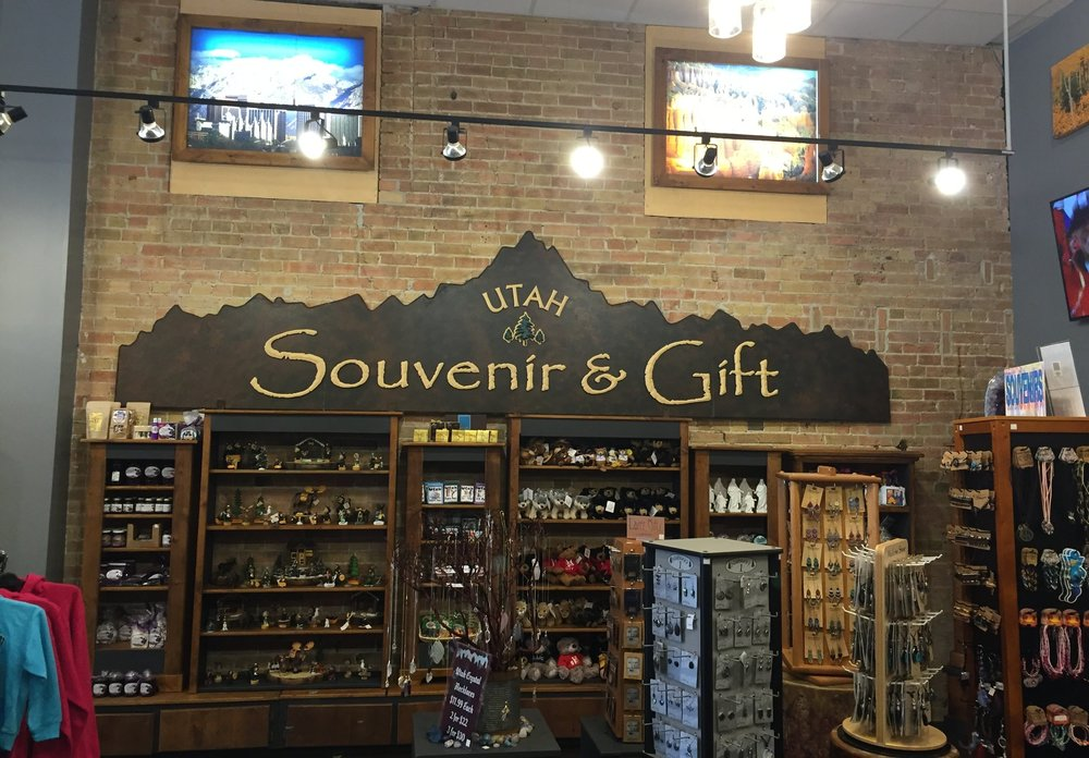 Our new store is Now Open! Salt Lake's BEST selection of souvenirs and Gifts!