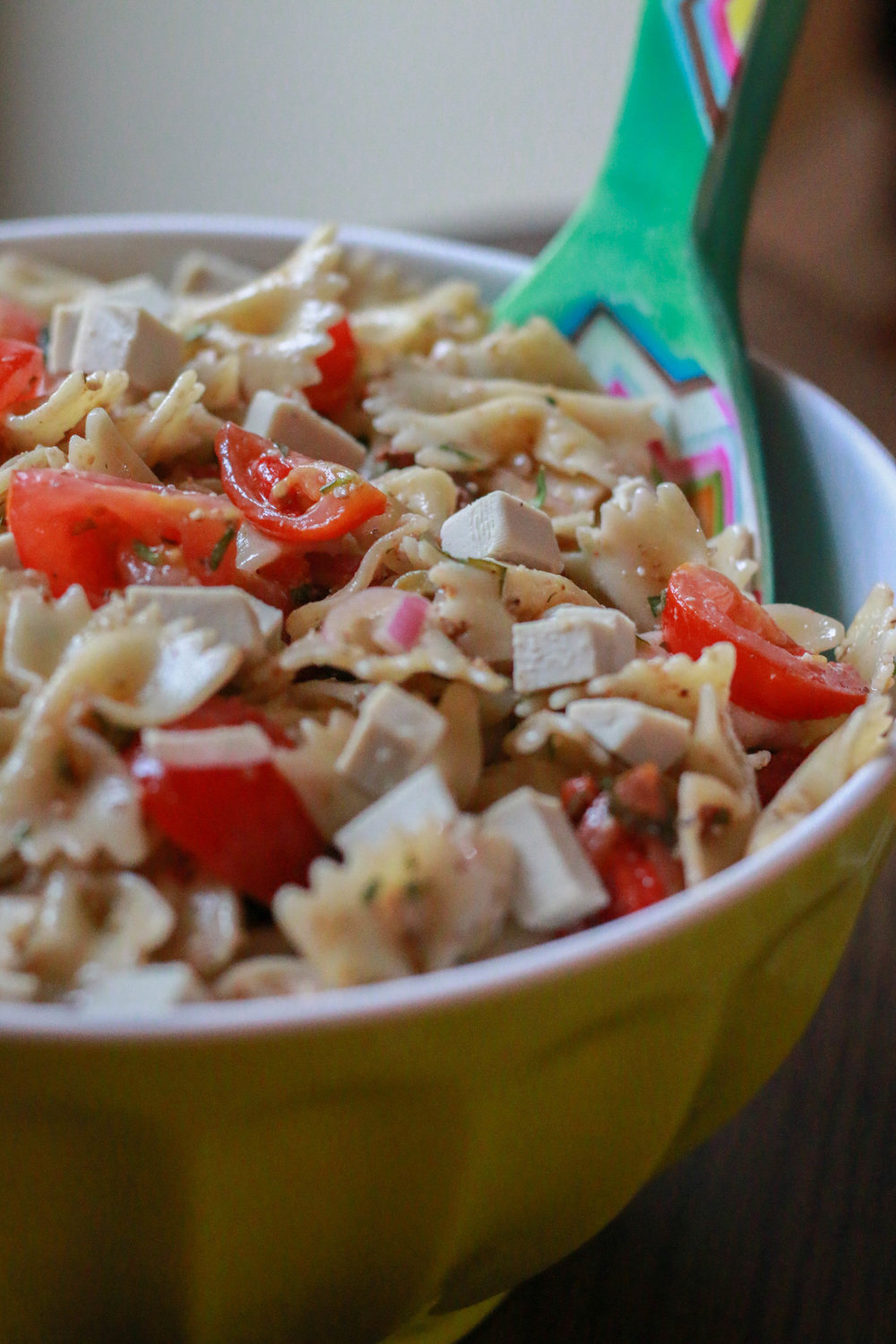 The Ultimate Summer Pasta Salad — The VV