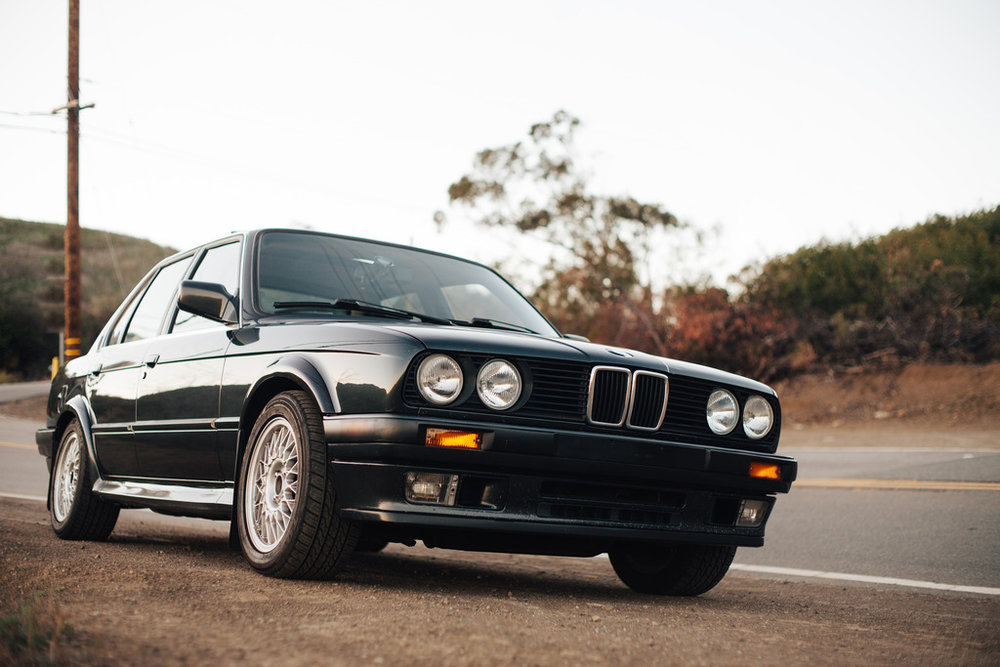 Right At Home BMW IX Takes On Big Bear The Paddock - Bmw 325ix
