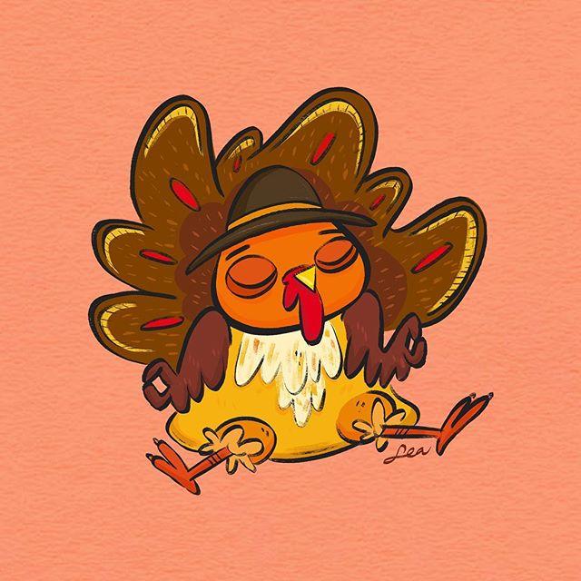 Namastayin' alive on this Turkey Day 🦃🦃🦃 // #HappyThanksgiving ♥️ #TheOneThatGotAway