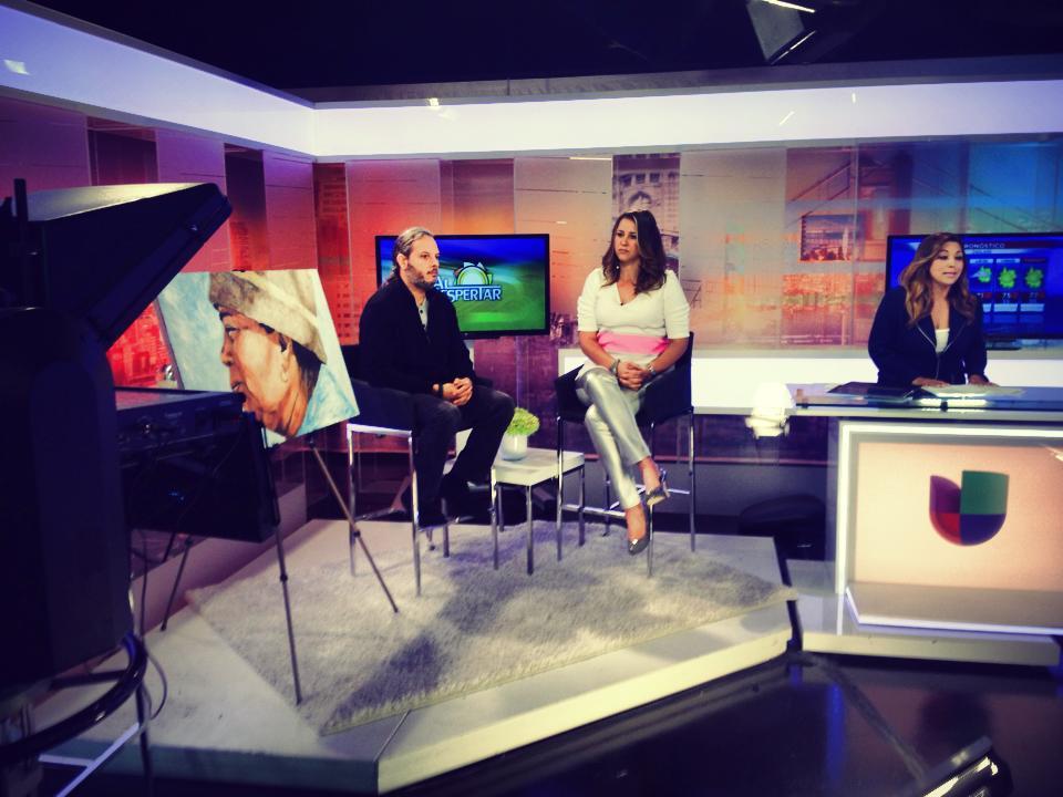 """""""Al Despertar"""", Univisión"""