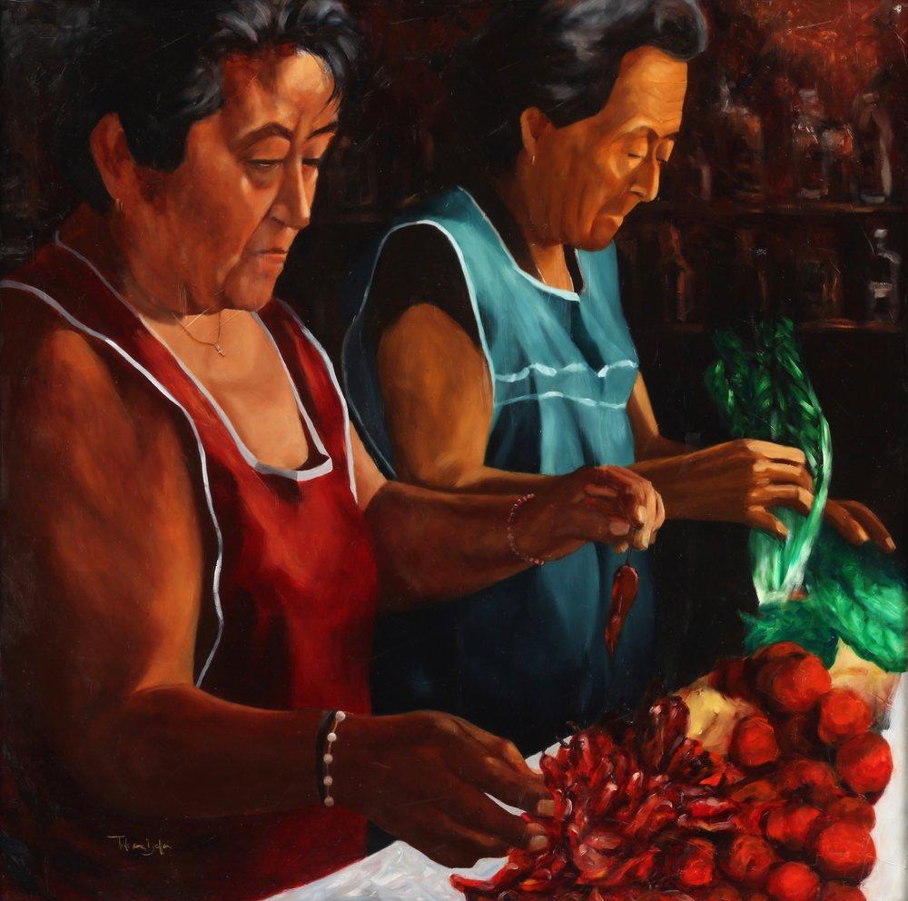 """""""Las Cocineras"""""""