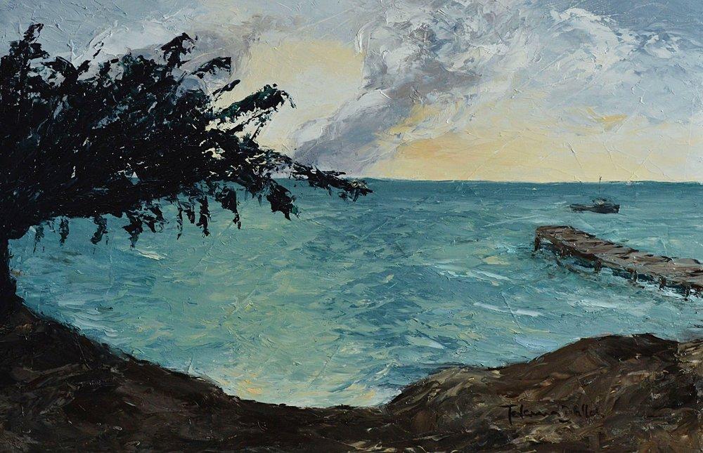 """""""El Arbol, el Muelle y el Mar"""""""