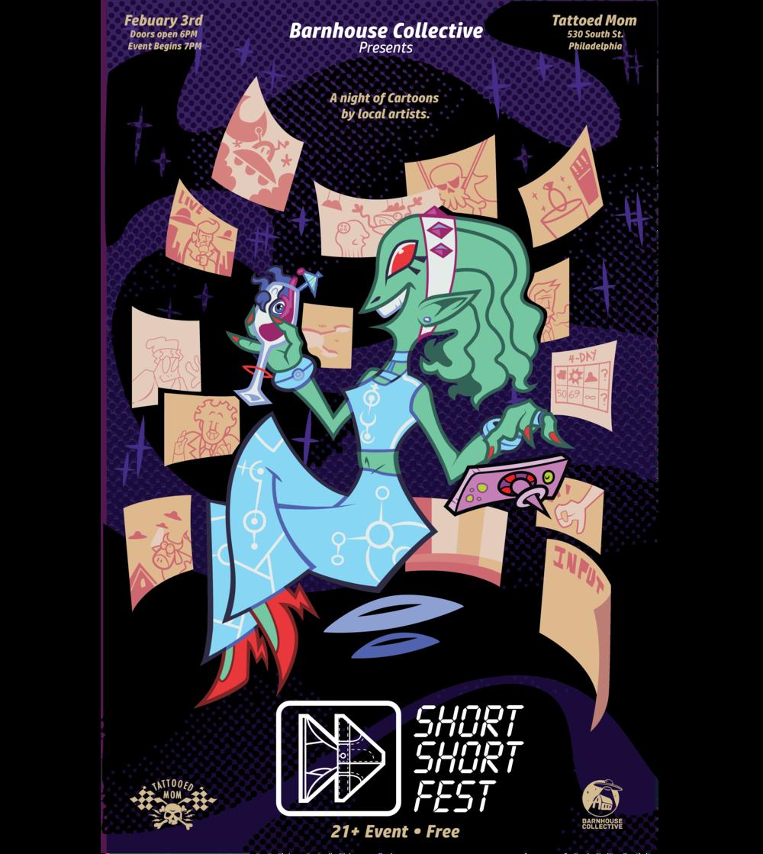 Short Short Fest Poster