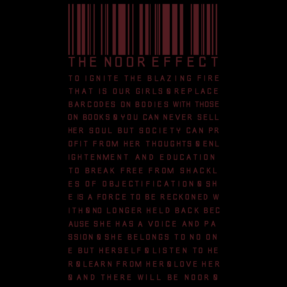 The Noor Effect Spoken Word Piece