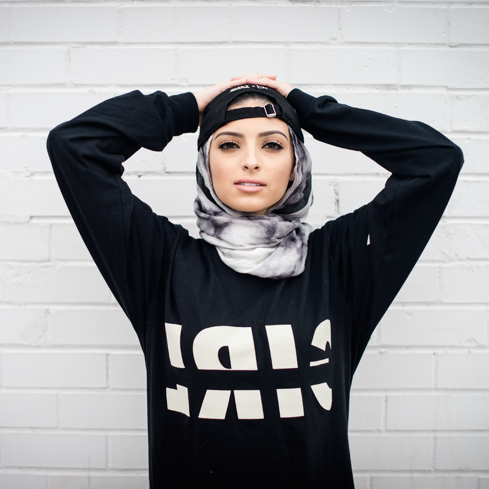 The Noor Effect Black Long Sleeve