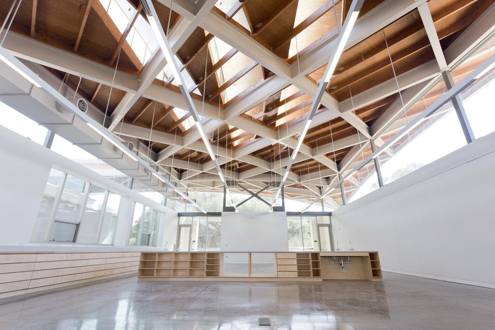 Pomona College Studio Art Hall WORKPOINT Engineering