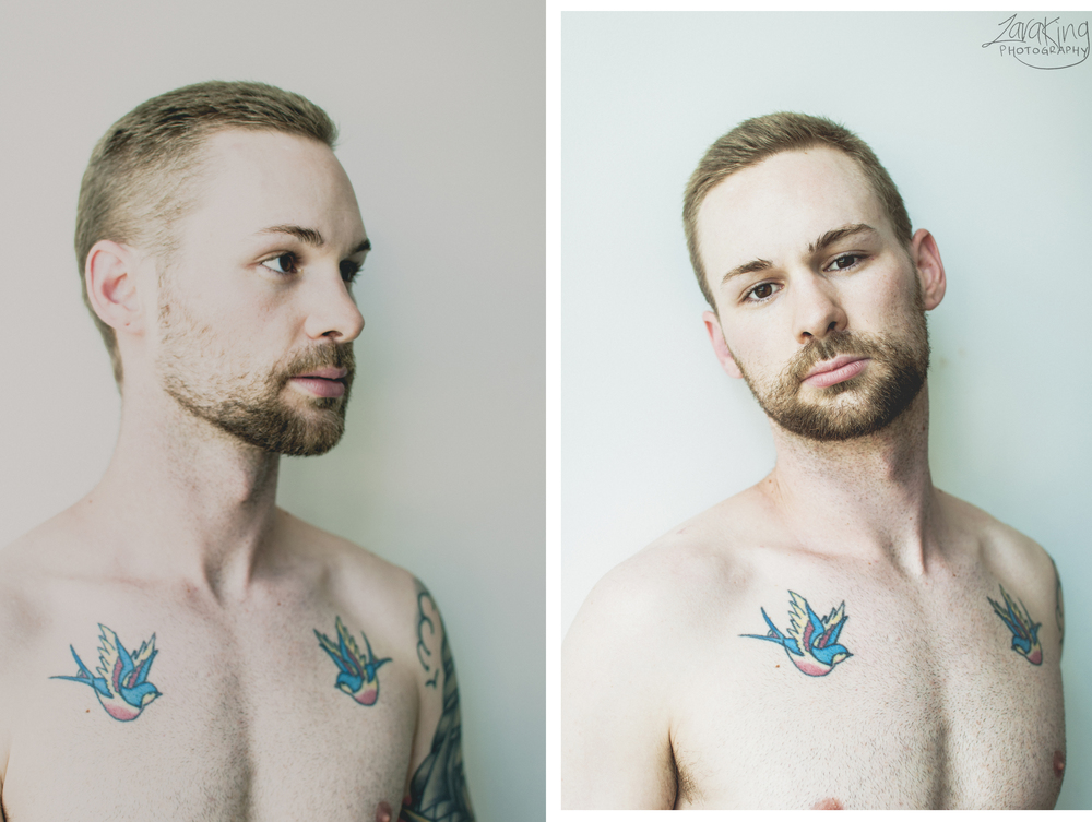 Zara King Photography | Blog entry | Portrait session | Andre Corey aka Mr Pole Dance NZ 2014