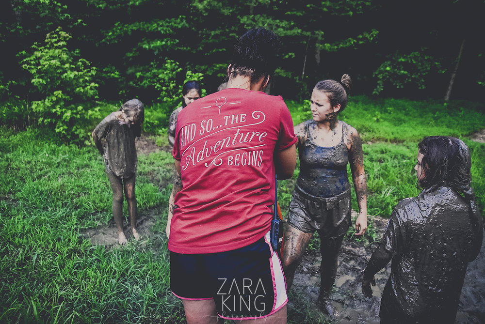 camp winona mud pit