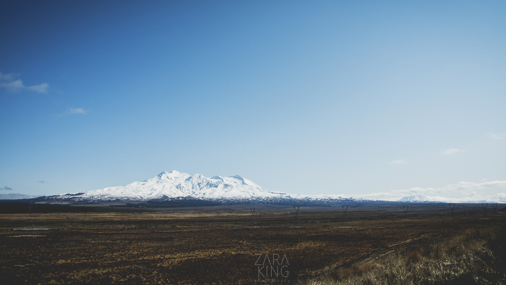 roadtrip - mt ruapehu