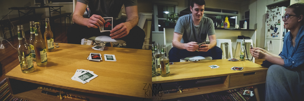 auckland - ciders and cards