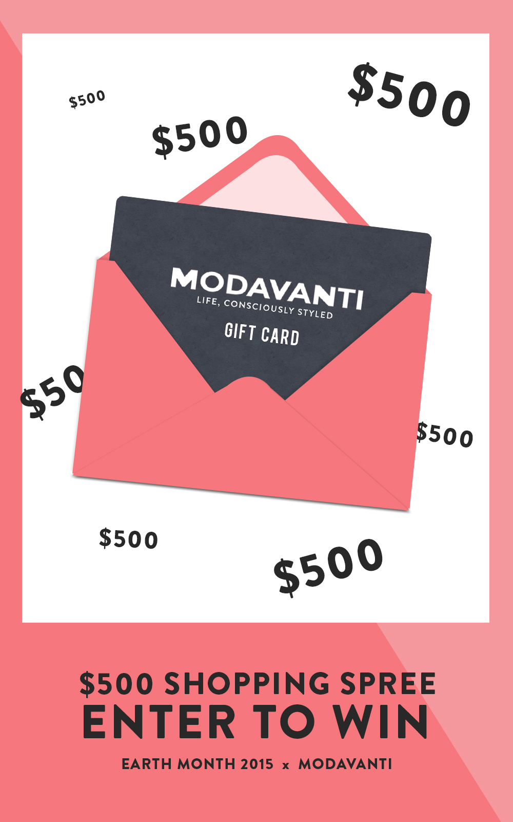 Shopping Spree Modavanti Contest