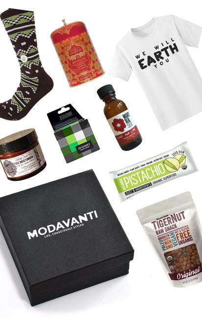 seed modavanti mens vegan box