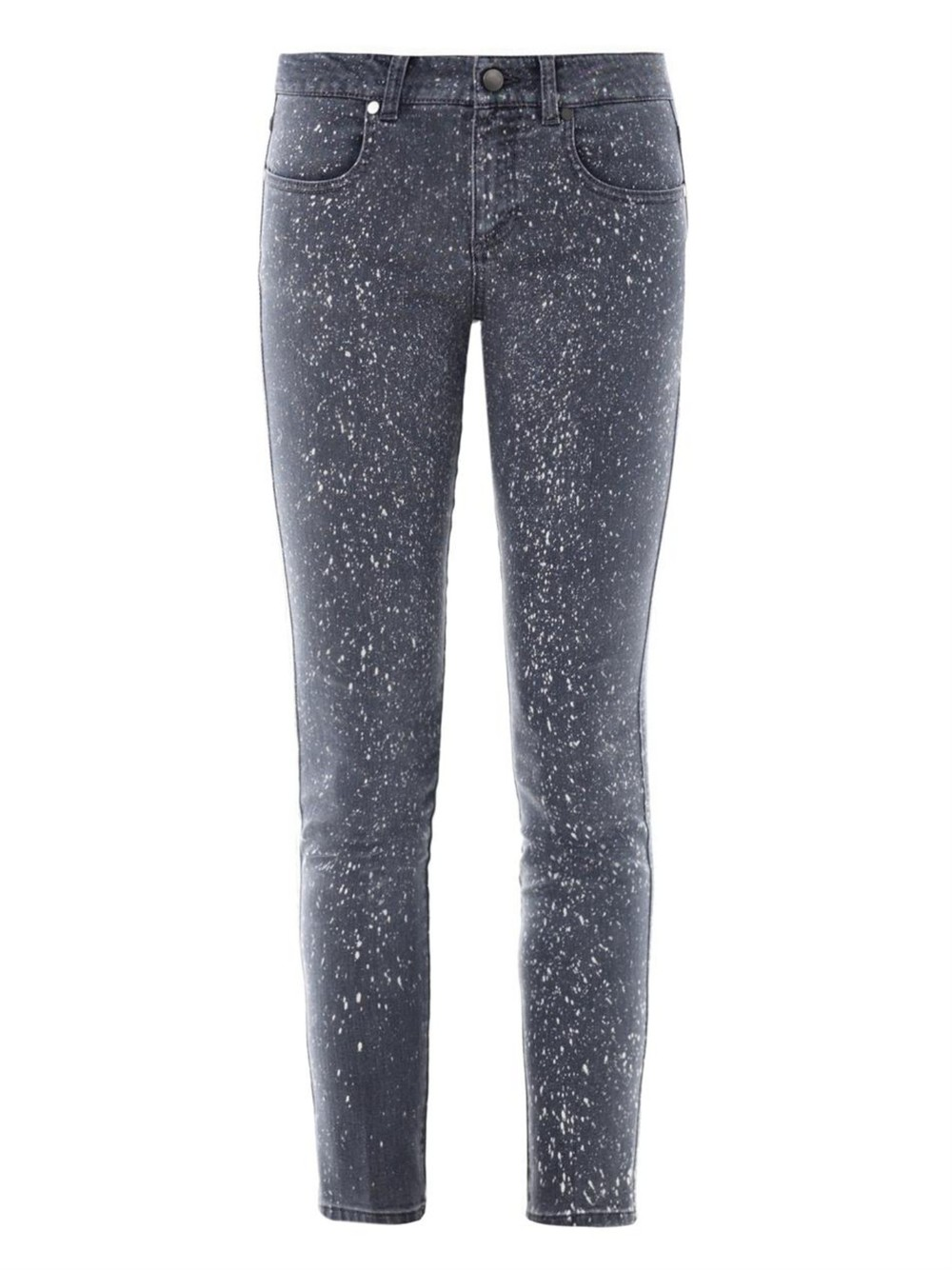 http://www.matchesfashion.com/us/products/Stella-McCartney-Splatter-print-mid-rise-skinny-jeans-165205