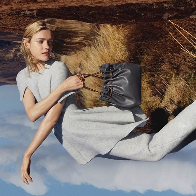 The Bucket Bag to Build Your Fall Wardrobe Around is Waiting for You More on rowandrue.com #CrueltyFree #vegan #StellaMcCartney #beautiful #instadaily #bestoftheday #whomadeyourclothes #fashionrev #ethicalfashion #ecofashion #eco #organic #bags #fw15 #smile #fashion #style #instagood #blogger #fun #amazing