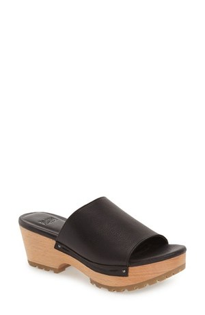 Eileen Fisher Slip On Clog